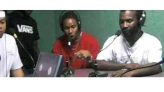 Buster Rico LIVE SESSION A LA RADIO 2009 Dancehall Hip Hop 2