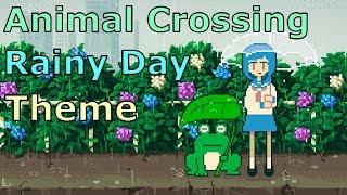Animal Crossing OST - Rainy Day Theme