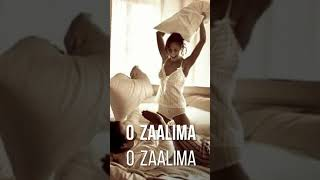 Zaalima song status with lyrics from movie Raees sung by Arijit Singh full screen status