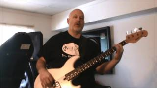 Rebel Yell bass lesson