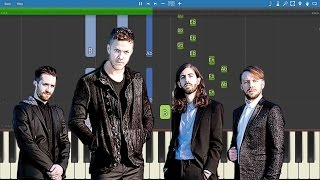 Imagine Dragons - Levitate - Piano Tutorial - Passengers Soundtrack