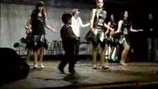 Dança da maozinha (mini chuva de estrelas)