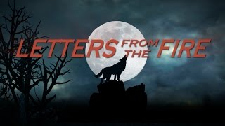 Letters From The Fire - One Foot in the Grave Lyric Video