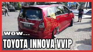 Modifikasi Mobil Konsep VVIP Om Beny - Toyota Innova || Forum Otomotif Jogja