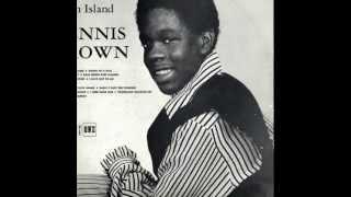 Dennis Brown - No Man Is An Island