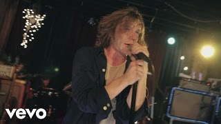 Cage The Elephant - Around My Head (Live From The Basement At Grimey's)
