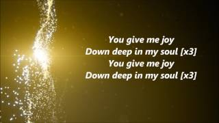 Vashawn Mitchell - Joy (Lyrics)