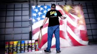 Fourth of July Flex Seal® Masterpiece!