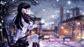 Nightcore → Inner Demons - (Lyrics)