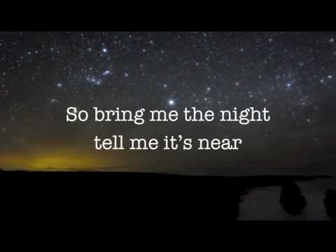 Bring Me The Night Feat Kina Grinnis de Sam Tsui Letra y Video