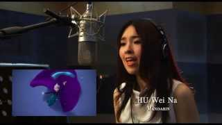 Frozen - Let It Go (Chinese Mandarin)(普通话)