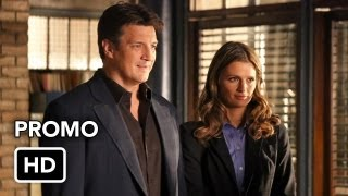 "Castle 6x03 Promo ""Need To Know"" (HD)"