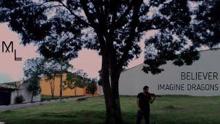 Believer - Imagine Dragons (Violin Cover By Miguel Lázaro)