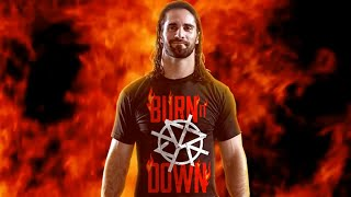 WWE Seth Rollins (Unused) Theme - Redesign, Rebuild, Reclaim + Arena & Crowd Effect! w/DL Links!