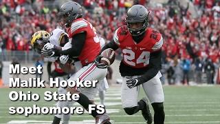 2017 NFL Draft: Malik Hooker video profile