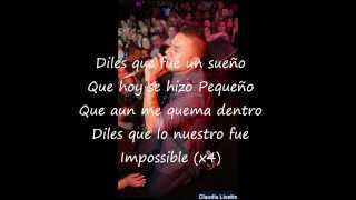 Frankie J - Impossible Lyrics