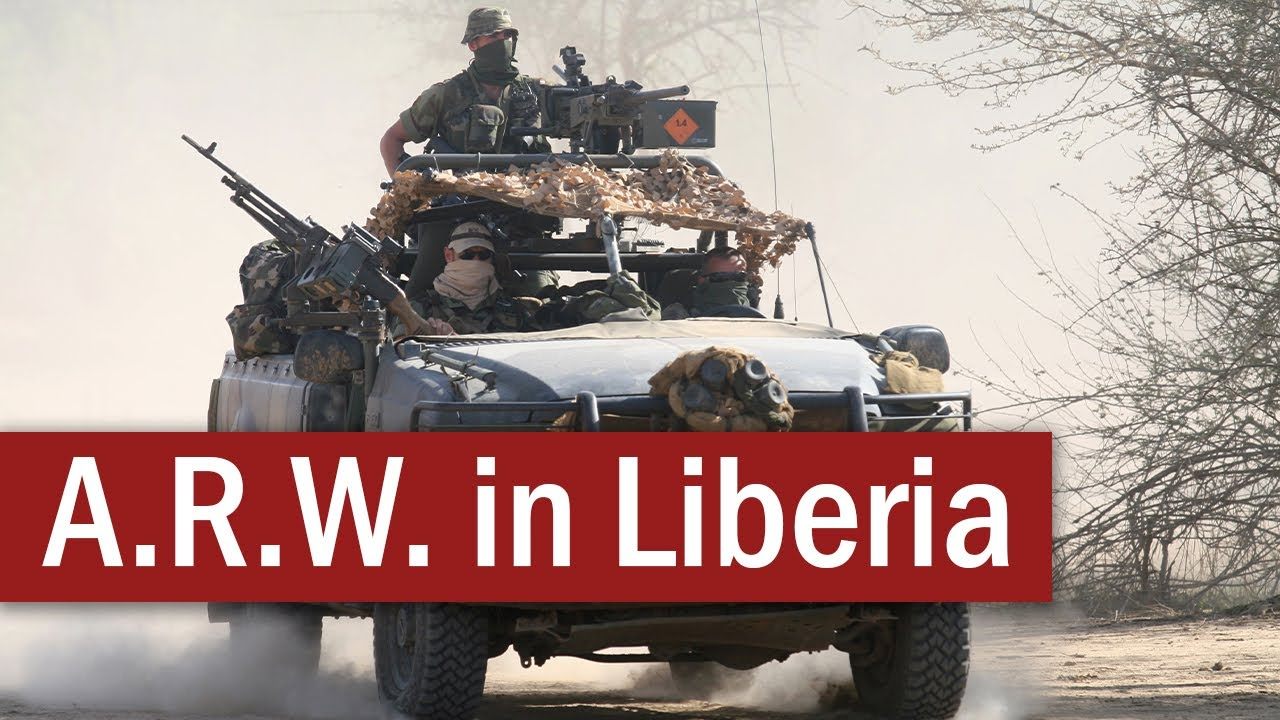 Irish Army Ranger Wing & the Liberian Operation | January 2004