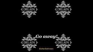 Delain - Go Away [Lyrics]