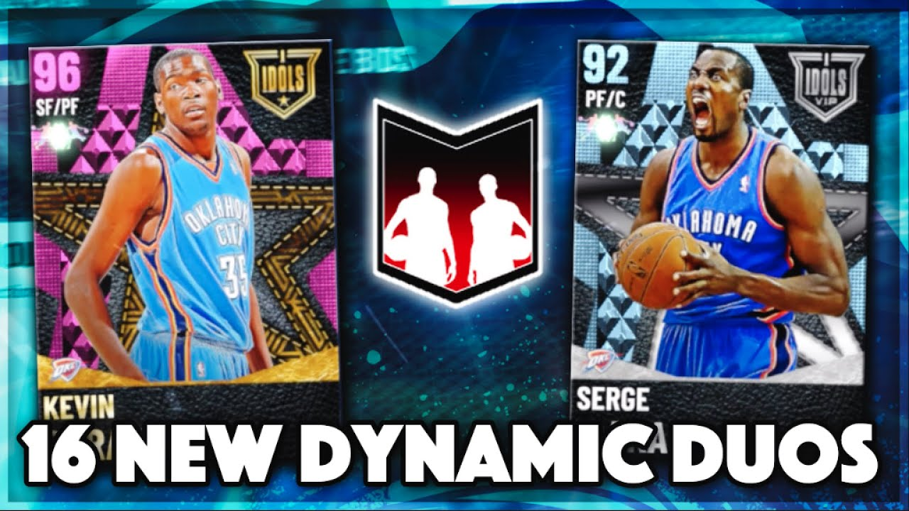 DBG - 16 NEW DYNAMIC DUOS IN NBA 2K21 MyTEAM!! | Not Great Diamond & PD Duos In NBA 2K20 MyTEAM