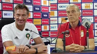Le Maroc doit marquer un but face au Bénin lors des quinze première minutes