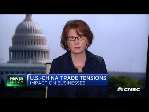 China trade tensions could drag on for a while: US-China business expert