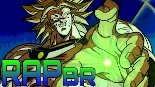 RAP DO BROLY-01-(DRAGON BALL Z)YURI GAMES.