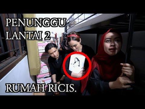 Download Video SOSOK PENUNGGU LANTAI 2 RUMAH RICIS, VALDI KESURUPAN? - PARANORMAL EXPERIENCE