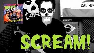 Misfits - Scream (Guitar Cover)