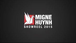 Migne Huynh - Art director, illustrator : web - mobile - motion - Showreel 2015