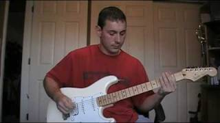 Saving Abel Addicted (guitar cover)