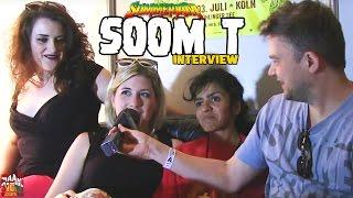 Soom T - Interview @SummerJam 2016