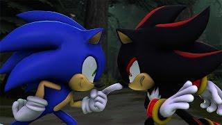 [SFM] Sonic Adventure 2 - Recriação de Cena: Impostor! (Dublado)