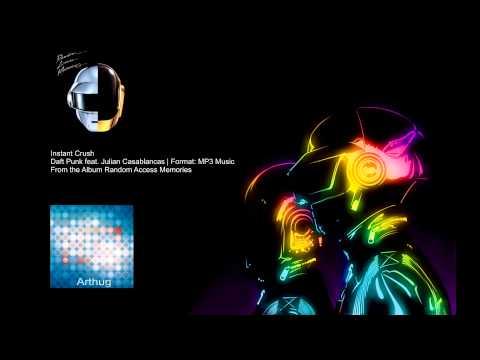 Daft Punk Instant Crush Chords Chordify