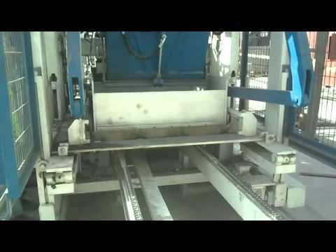Beton blok üretim makineleri