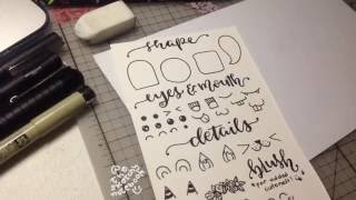 How to Doodle by The Sketchy Notebook