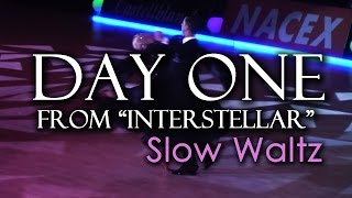 SLOW WALTZ | Dj Ice - Day One (from Interstellar) (29 BPM)
