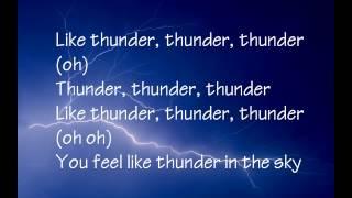 Jessie J - Thunder Lyrics HD + Download Links