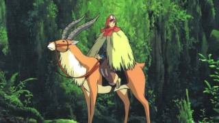 Legend of Ashitaka (Princess Mononoke) Piano Cover | Loise