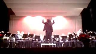 GHS Wind Symphony performing Ukrainian Bell Carol