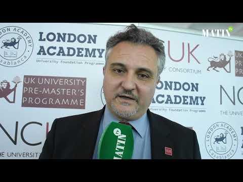 Video : London Academy s'allie au consortium d'universités britanniques (NCUK)