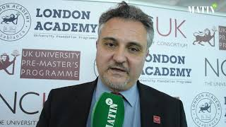 London Academy s'allie au consortium d'universités britanniques (NCUK)