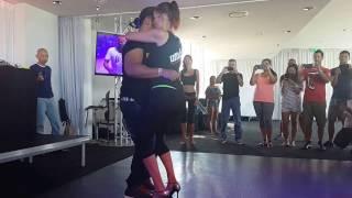United Motion Dance, Teejay @ Sydney Bailar Kizomba Festival 2016