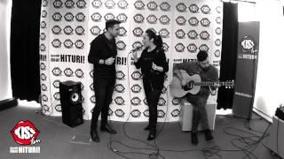Andra & Vunk - Numai la doi [Live @ Kiss FM]