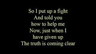 Better than I - lyrics