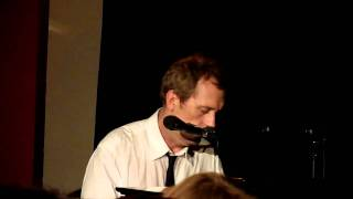 Hugh Laurie - Hallelujah I Love Her So snippet & beginning of Let Them Talk (LIVE in Hamburg) HQ