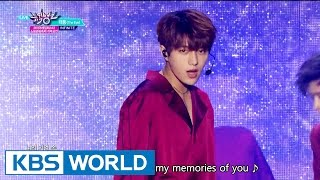 INFINITE - The Eye   인피니트 - 태풍 [Music Bank HOT Stage / 2016.09.30]