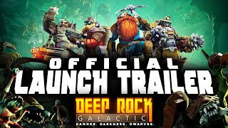 Deep Rock Galactic coming to PS4, probably next-gen too