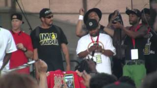 The Luniz - Oakland Raiders (Live at Hiero Day 2015)