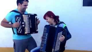 Celeste Costa e Ricardo Laginha - Ó Minha Rosinha (acústico)