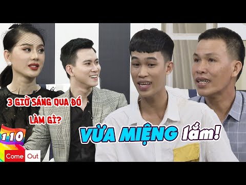 COME OUT BRAS #110 I 3 GIỜ SÁNG qua nhà bạn trai,chàng gay THẢ CỬA để tự nhiên khiến Khánh Chi TÒ MÒ